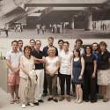 Equipe Grafton Architects – Cortesia de grafton Architects