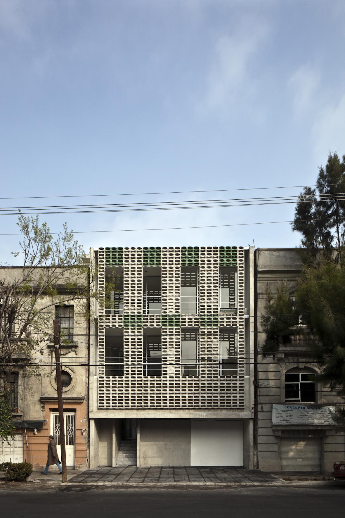Colima 251 / TAE Arquitectos, © Onnis Luque