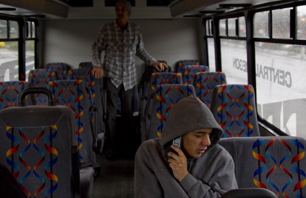 """Tarifa Zero"" nos ônibus de Corvallis, Estados Unidos"