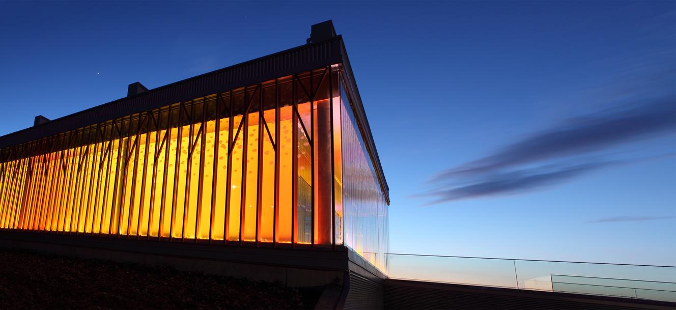 LED: vantagens e desafios para a iluminação contemporânea / Pascal Chautard, Vía Flickr © indal lighting