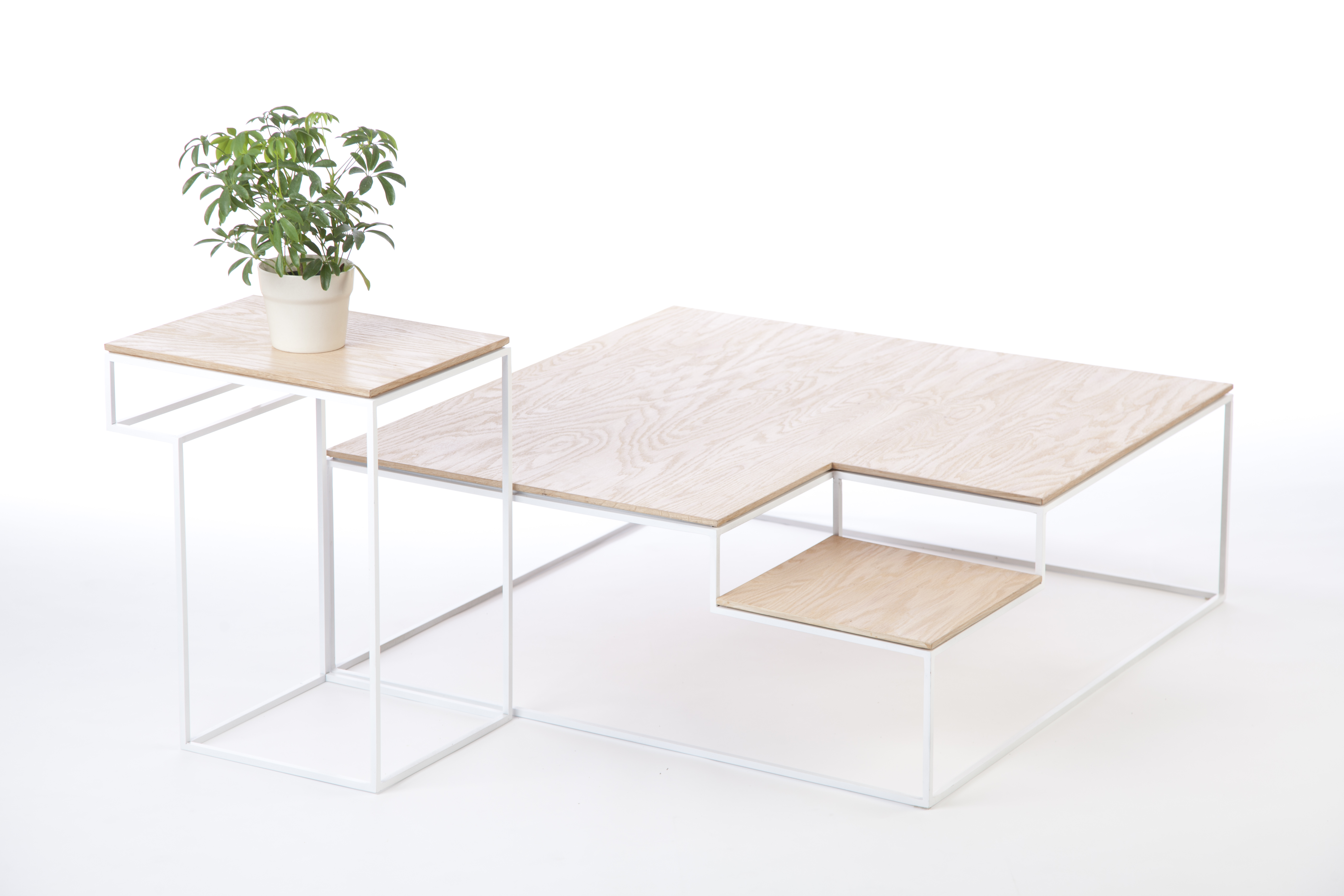 Mesas JU / OD Design, © OD Design