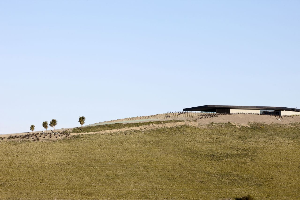 Centro Patrimonial Brancott Estate / Fearon Hay Architects, © Patrick Reynolds