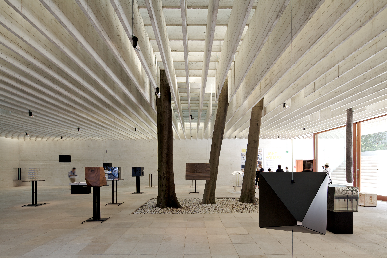 "Bienal de Veneza 2012: ""Light Houses"" Pavilhão Nórdico, © Nico Saieh"