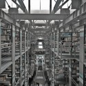 Kalach,Biblioteca Vasconcelos. México DF