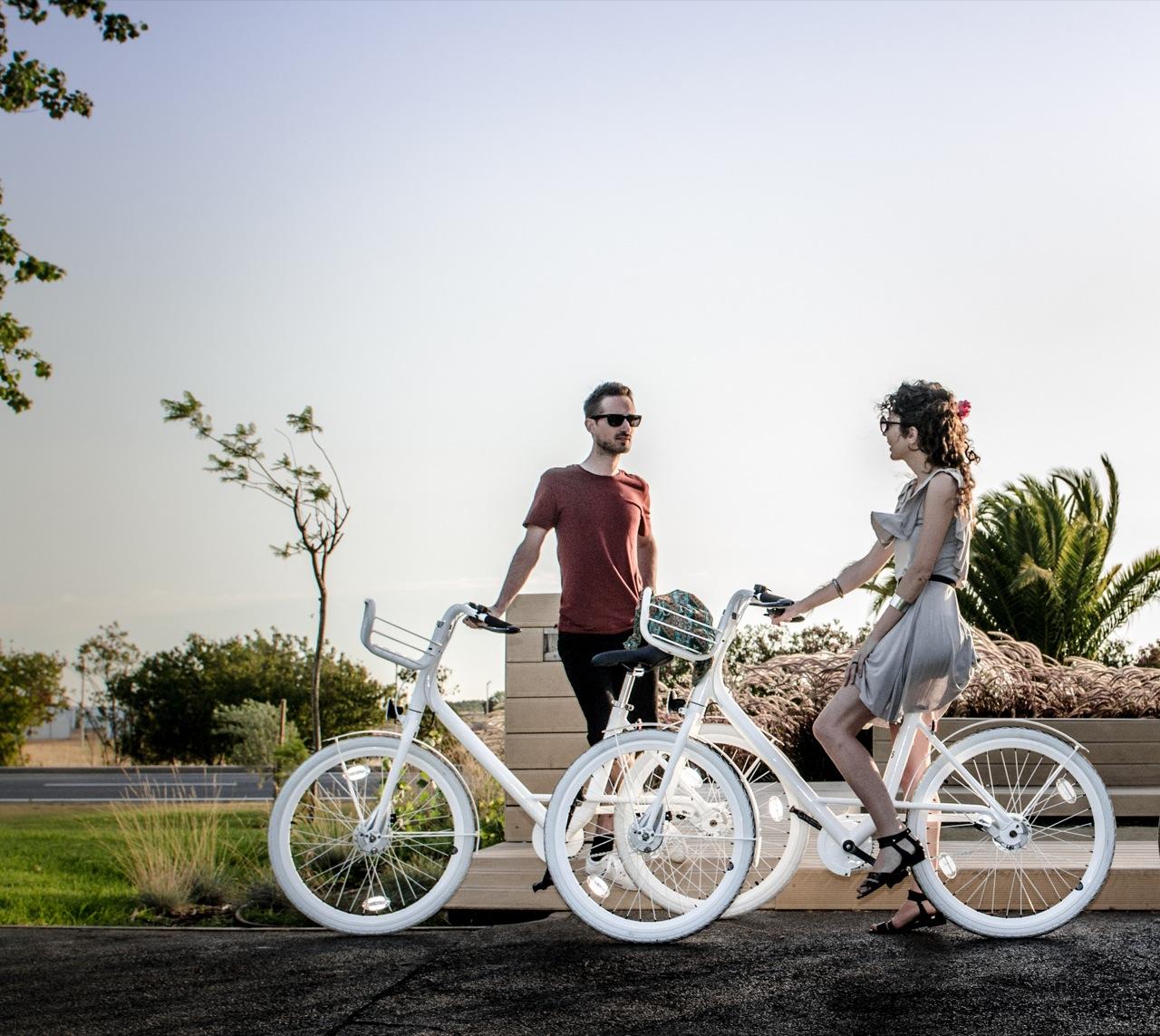 Bicicletas Públicas de Vilamoura / AND-RÉ, © João Soares