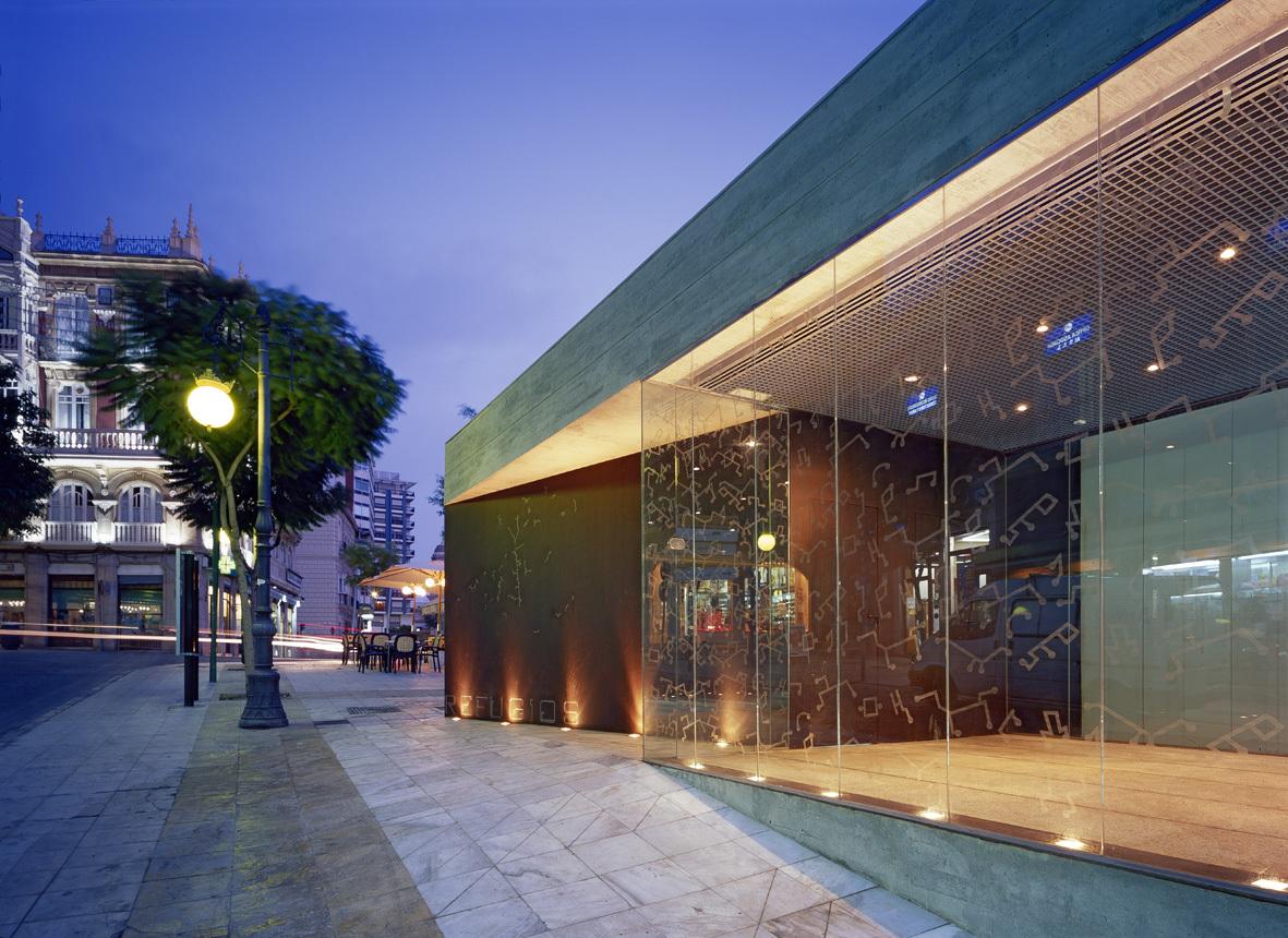 Reabilitação dos Refúgios de Almería / Ferrer Arquitectos, ©  Jesús Granada