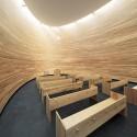 Capela do Silêncio; Helsinki, Finlândia / K2S Architects © Marko Huttunen