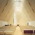 Igreja Kuokkala ; Jyväskylä, Finlândia / Lassila Hirvilammi Architects © Jussi Tiainen