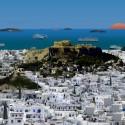 Point Supreme Architects, Atenas como uma ilha.
