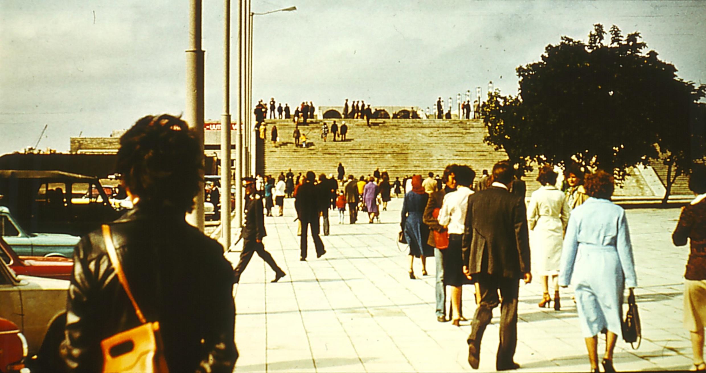 Bienal de Veneza 2012: Exposição estoniana olha para o destino de Linnahall, Linnahall em Tallinn. Foto: Dmitri Bruns (1980)