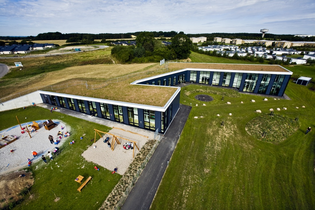 Bernts Have Daycare Center / Henning Larsen Architects, Cortesia Henning Larsen Architects