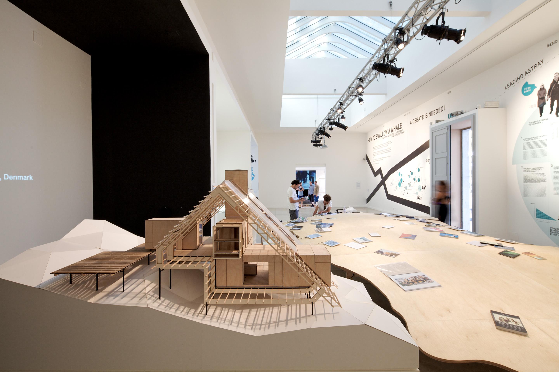 "Bienal de Veneza 2012: Pavilhão Dinamarquês apresenta ""Possível Groenlândia"", © Nico Saieh"