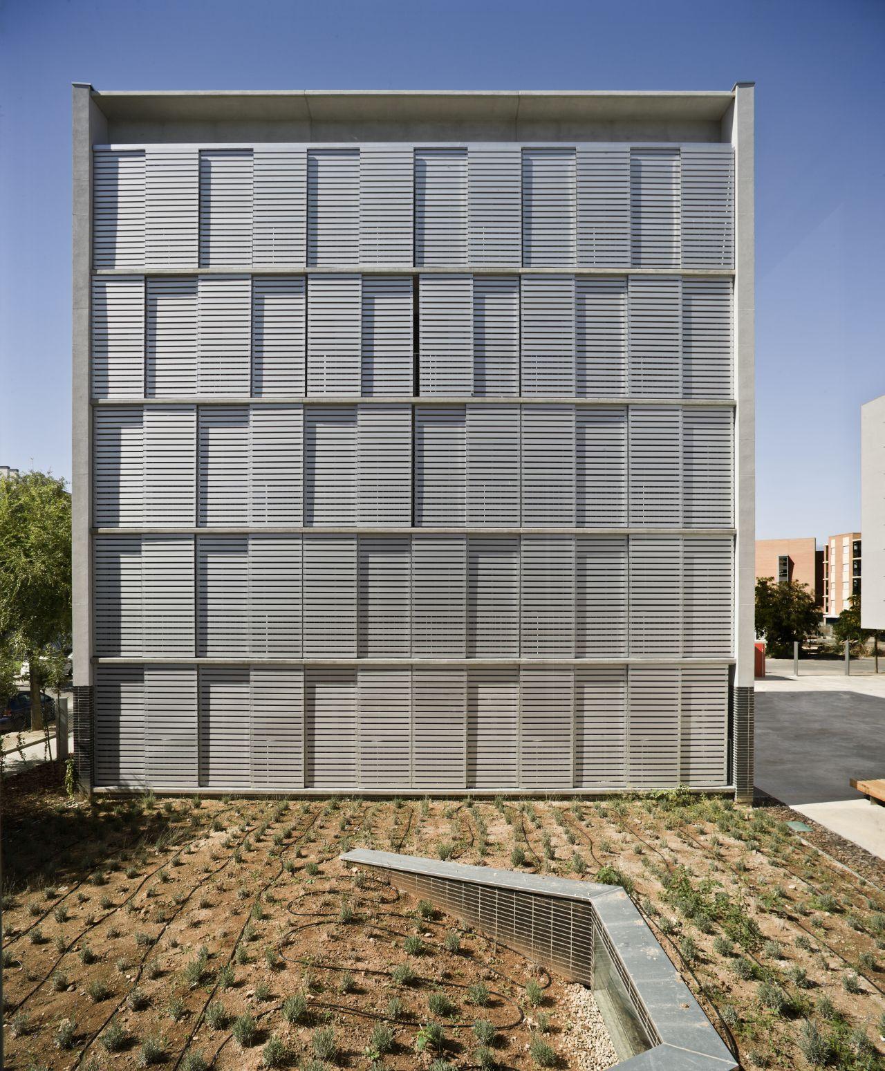 Galeria de conjunto habitacional em albacete burgos garrido arquitectos 7 - Arquitectos albacete ...