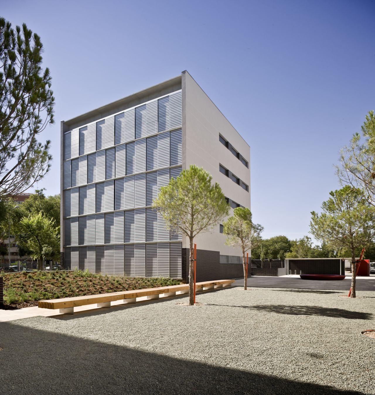 Galeria de conjunto habitacional em albacete burgos garrido arquitectos 8 - Arquitectos albacete ...