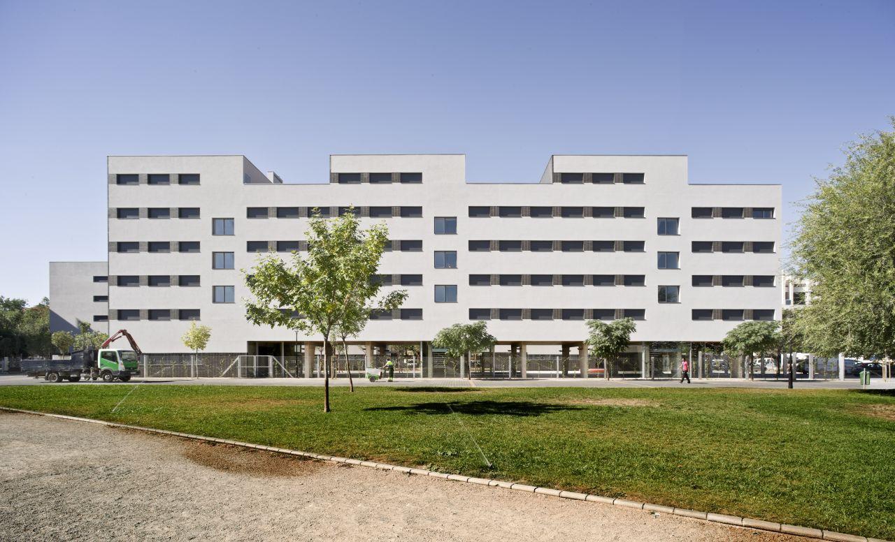Galeria de conjunto habitacional em albacete burgos garrido arquitectos 10 - Arquitectos albacete ...