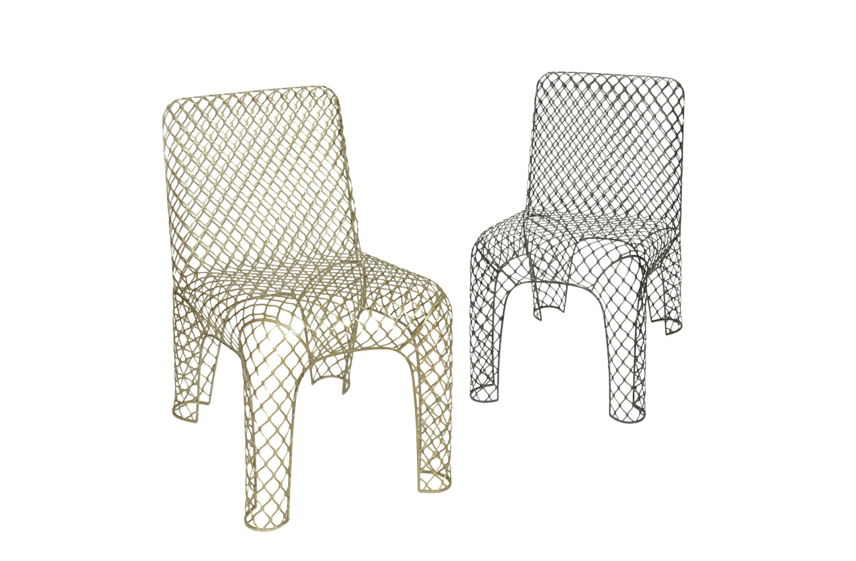 Cadeira Mesh / Chris Kabel, © Chris Kabel