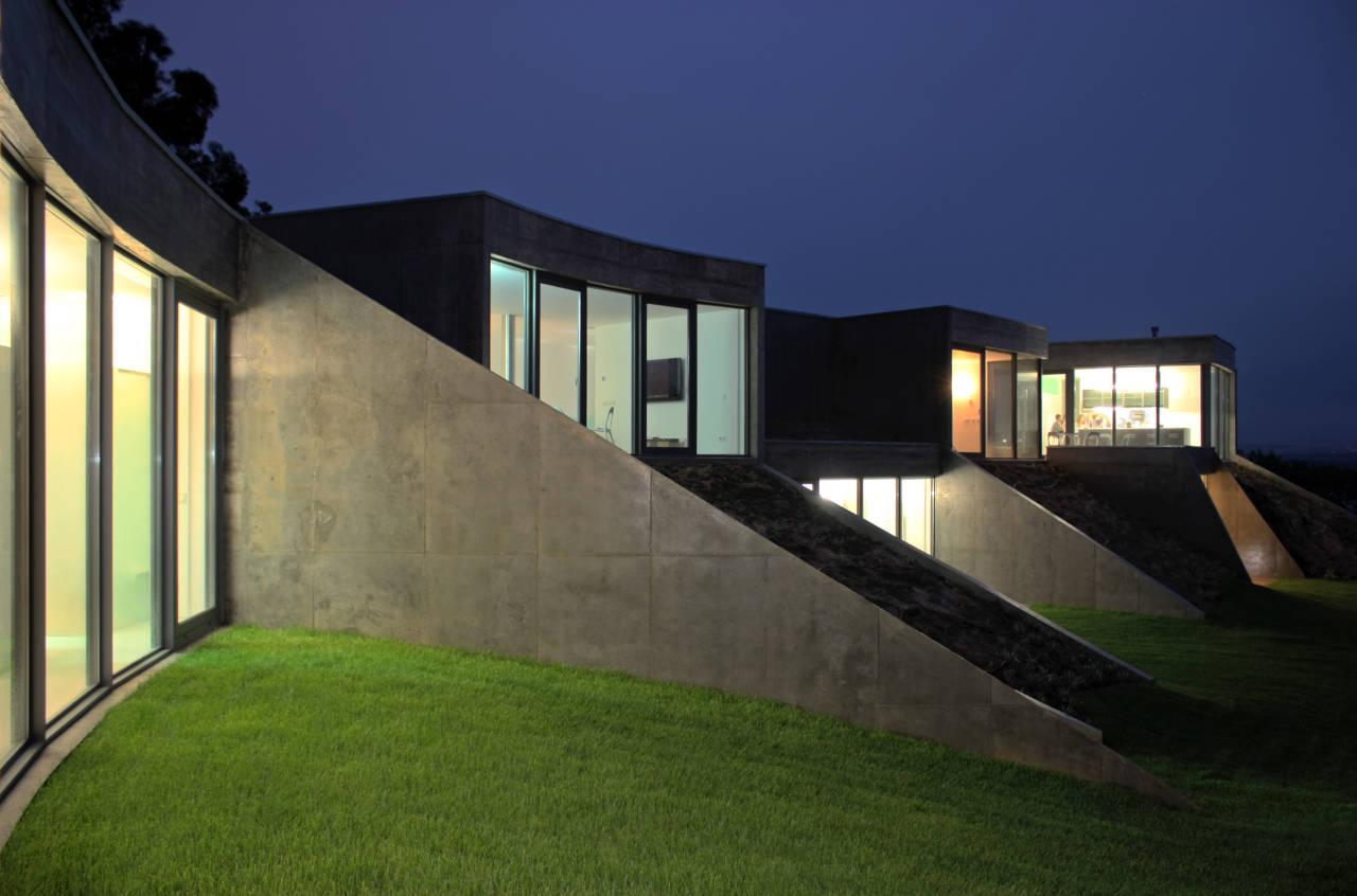 Casa na Foz do Arelho / Alexandre Burmester Arquitectos Associados, © Barbosa e Benigno