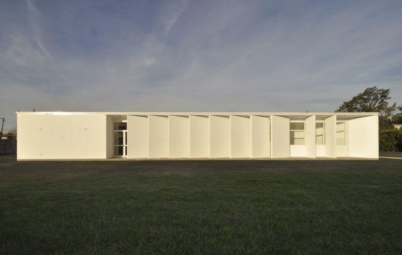Edifício de Laboratórios Ramón Carrillo / Moscato Schere Todo Terreno + MS+ DPF UNLa, © Manuel Ciarlotti