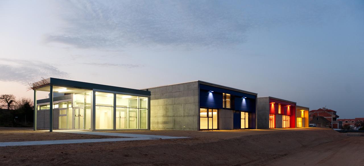 Escola Primária em O Revel / Cendón – Vázquez Arquitectos, © Manuel G. Vicente