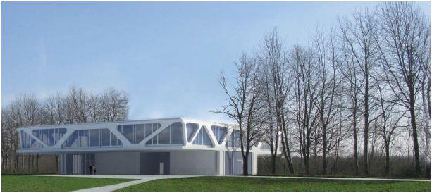 Prêmio Internacional de Arquitetura 2012: New Headquarter Building / BOLLES + WILSON, © BOLLES+WILSON