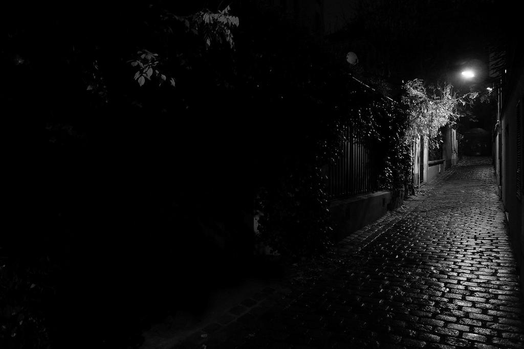 Poesia e Arquitetura: Quero me perder / César Vallejo, © flickr benoit.deckmyn