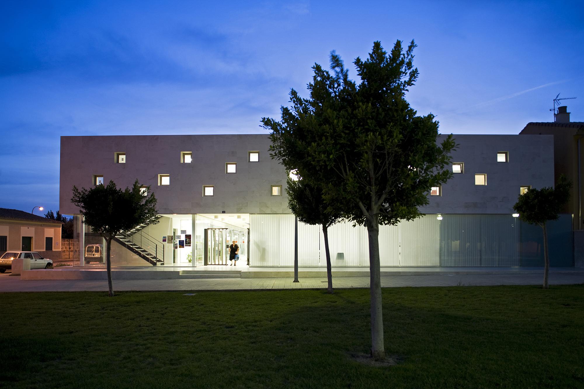 Centro Cultural em Son Ferriol / Jordi Herrero + Sebastián Escanellas, © Jaime Sicilia