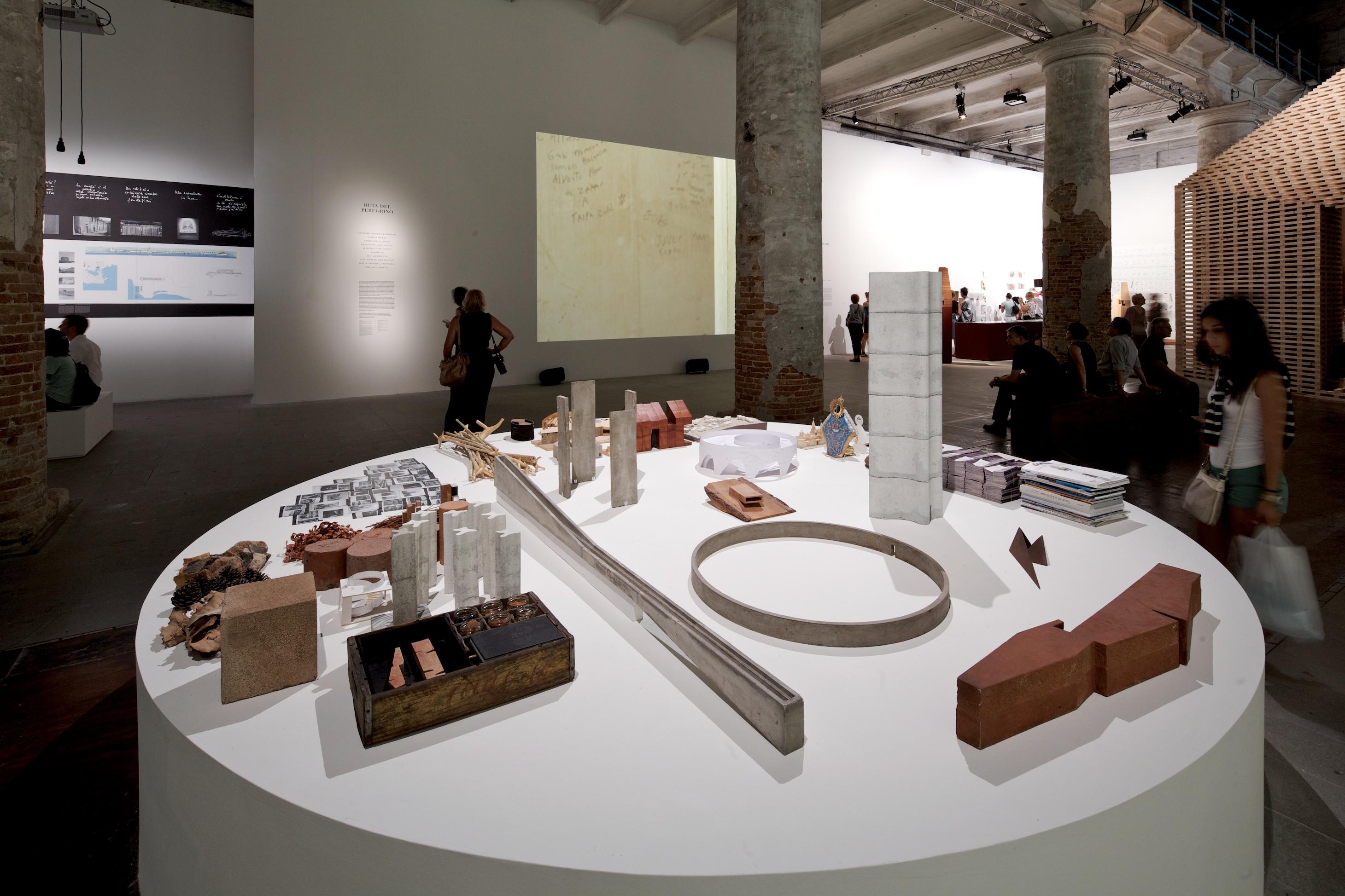 Bienal de Veneza 2012: Ruta del Peregrino , © Nico Saieh