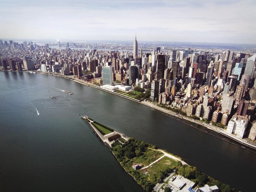 Parque projetado por Louis Kahn em Nova Iorque é inaugurado após 38 anos, via Leadersmag