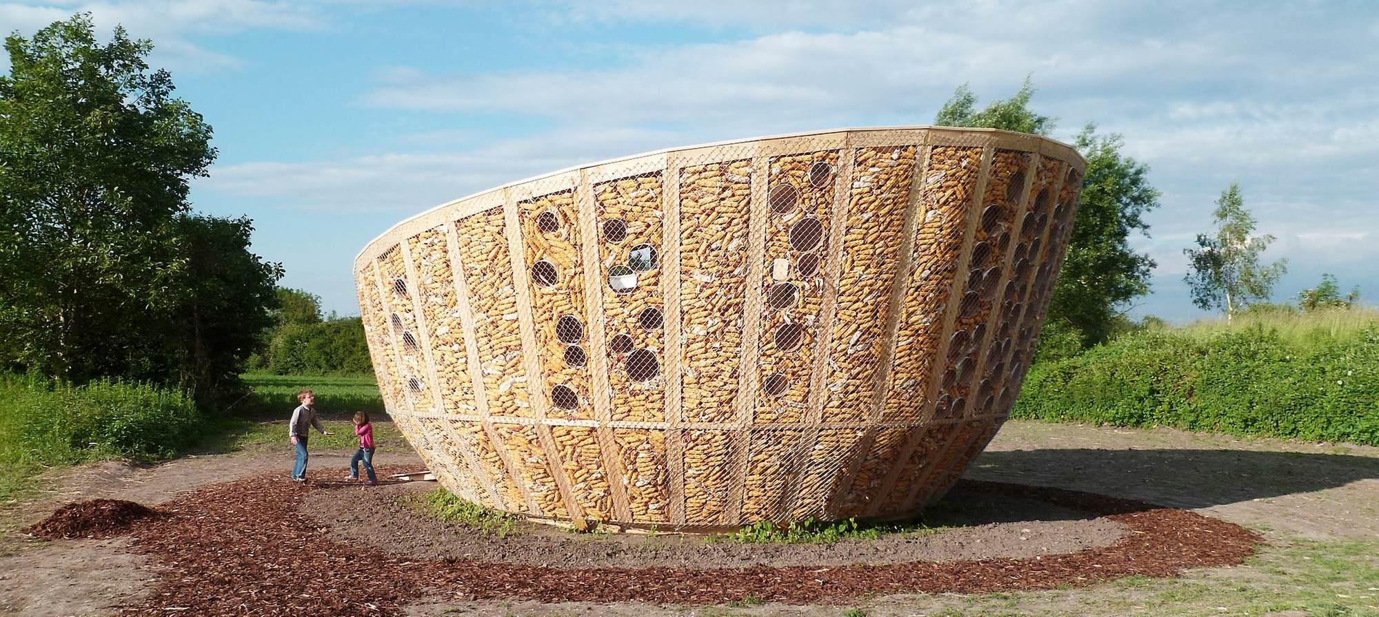 Tourner autour du Ried / StAndré-Lang Architectes, Cortesia de StAndré-Lang Architectes