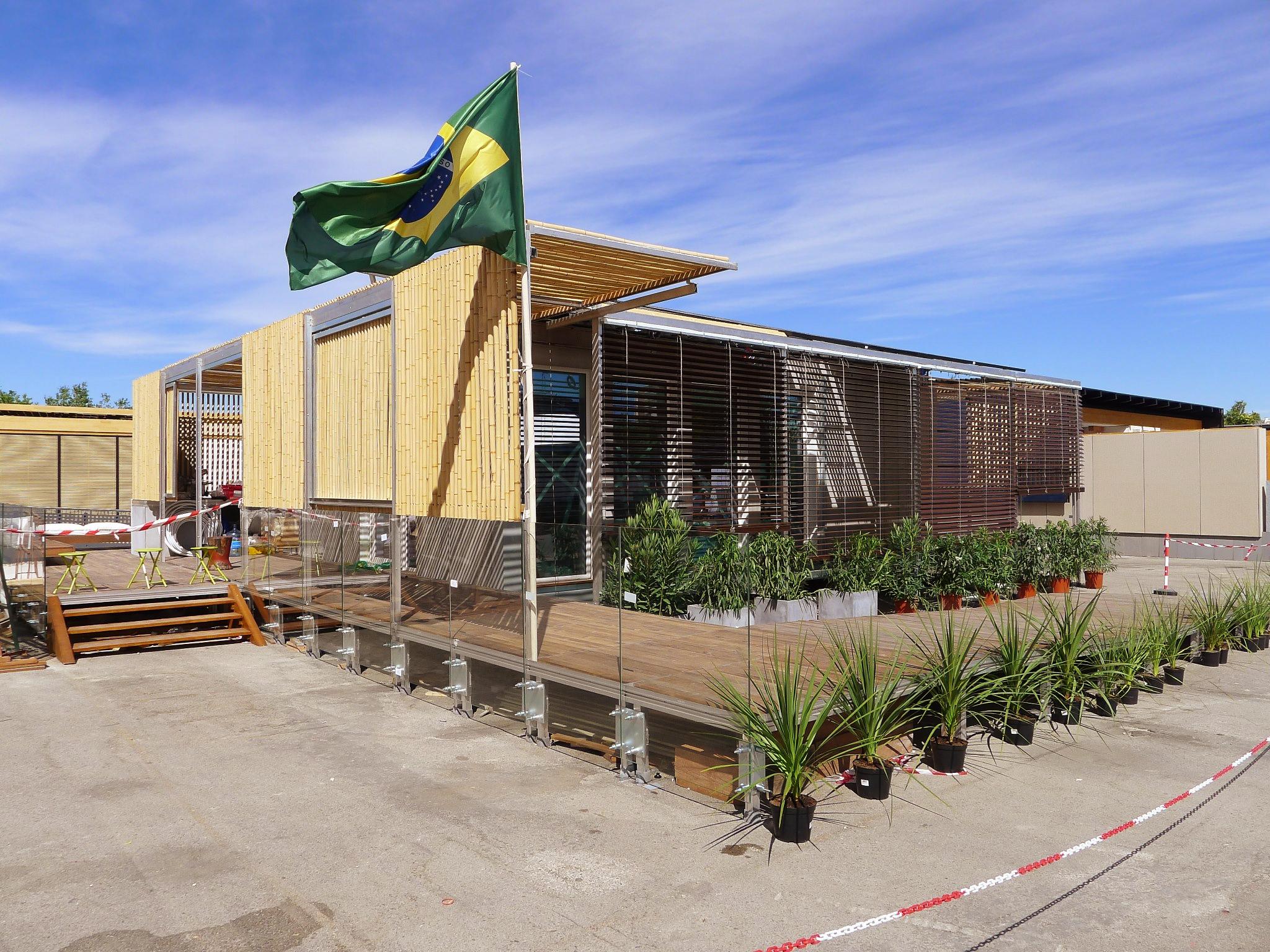 Ekó House - A Casa Brasileira no Solar Decathlon / Team Brasil, © Fernanda Antonio