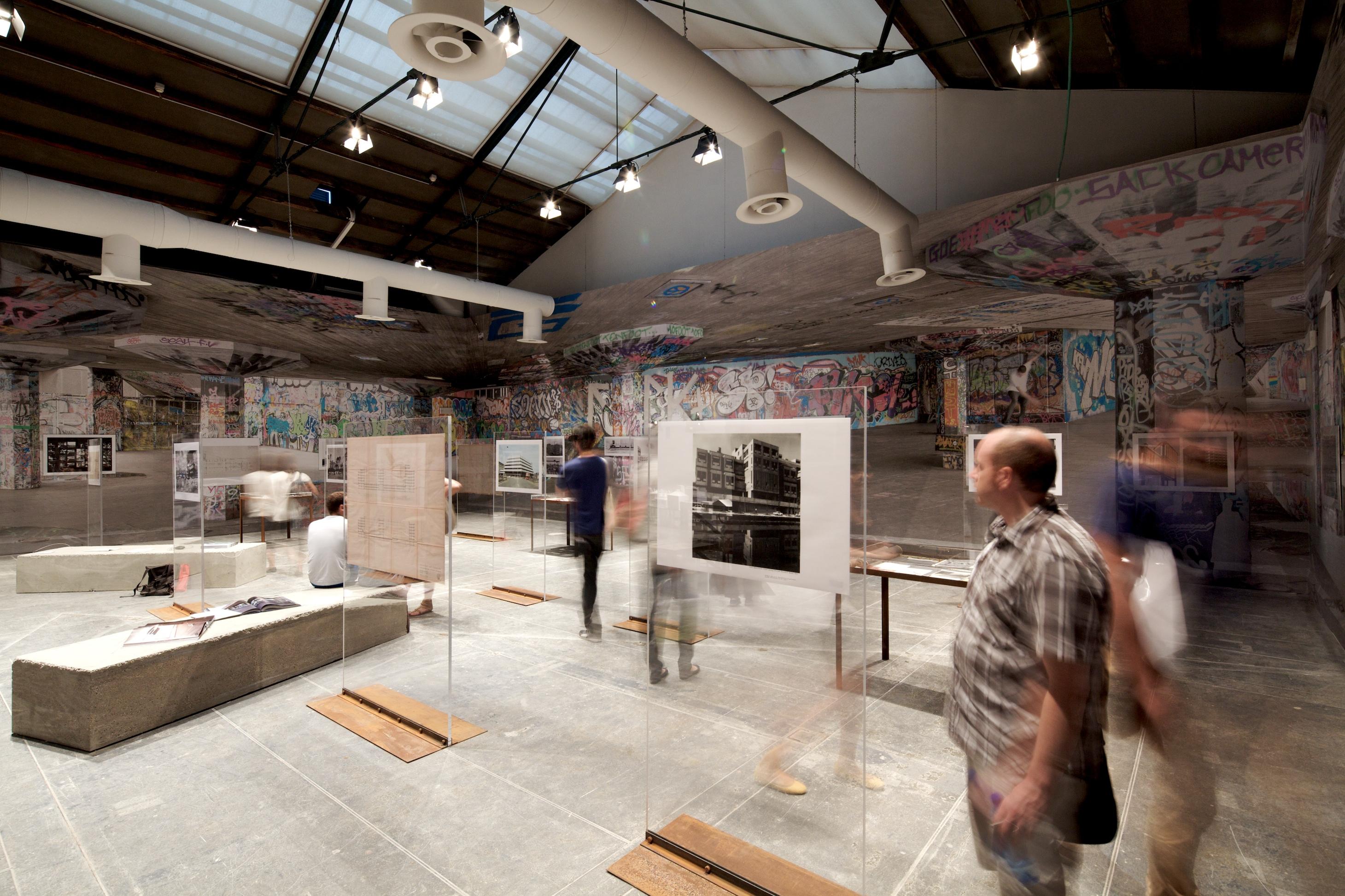Bienal de Veneza 2012: Obras Públicas, Arquitetura para Funcionários Públicos / OMA, © Nico Saieh