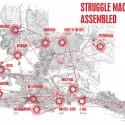 Mapa da máquina de conflitos montado - Cortesia de Pulska grupa
