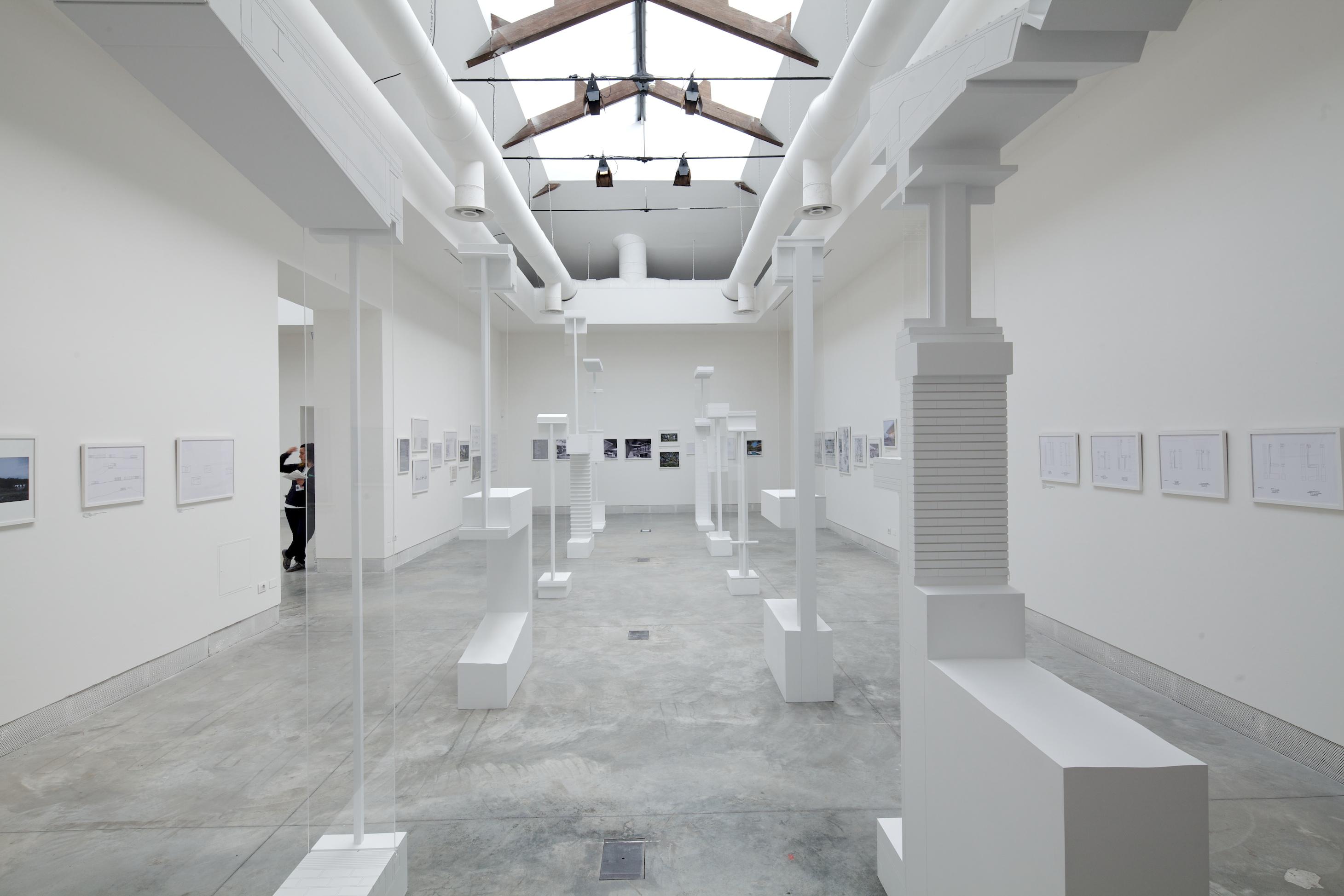 Bienal de Veneza 2012: Diálogo em Detalhes / Toshiko Mori , © Nico Saieh