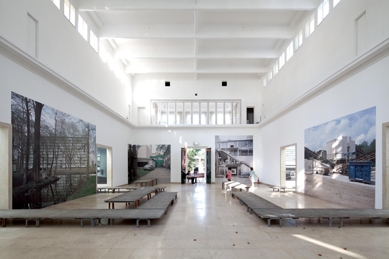 """Bienal de Veneza 2012: """"Reduzir / Reusar / Reciclar""""  -  Pavilhão da Alemanha, © Nico Saieh"""