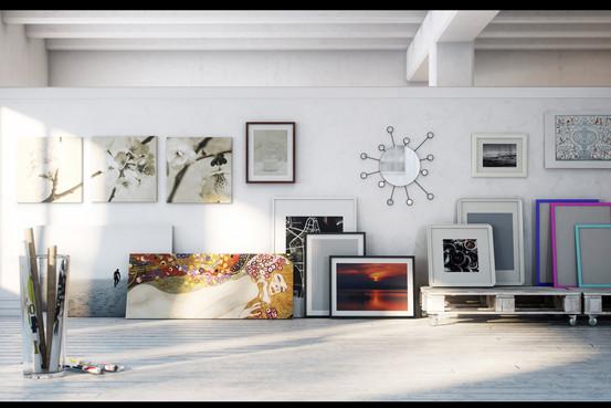 Trabalho Digital / IKEA, Imagens via  the WSJ