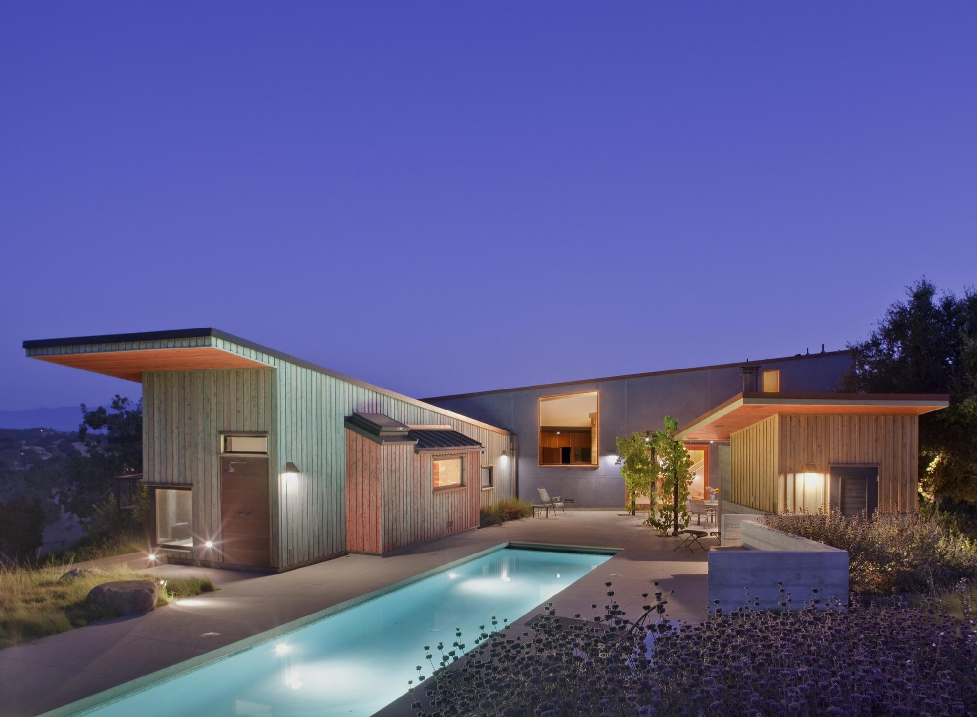 Casa Santa Ynez / Fernau + Hartman Architects, © Richard Barnes