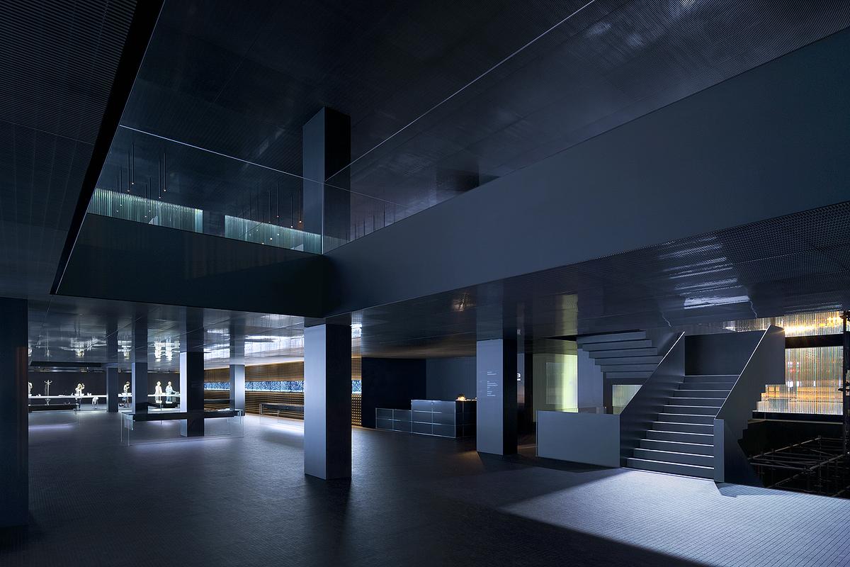 Galeria de galeria roca barcelona oab 13 for Showroom roca barcelona
