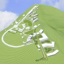 Planejamento do Village Health Works /Cortesia de Louise Braverman Architect