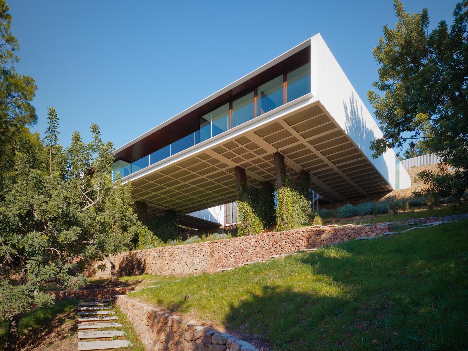 Casa BF / OAB + ADI, © Joan Guillamat