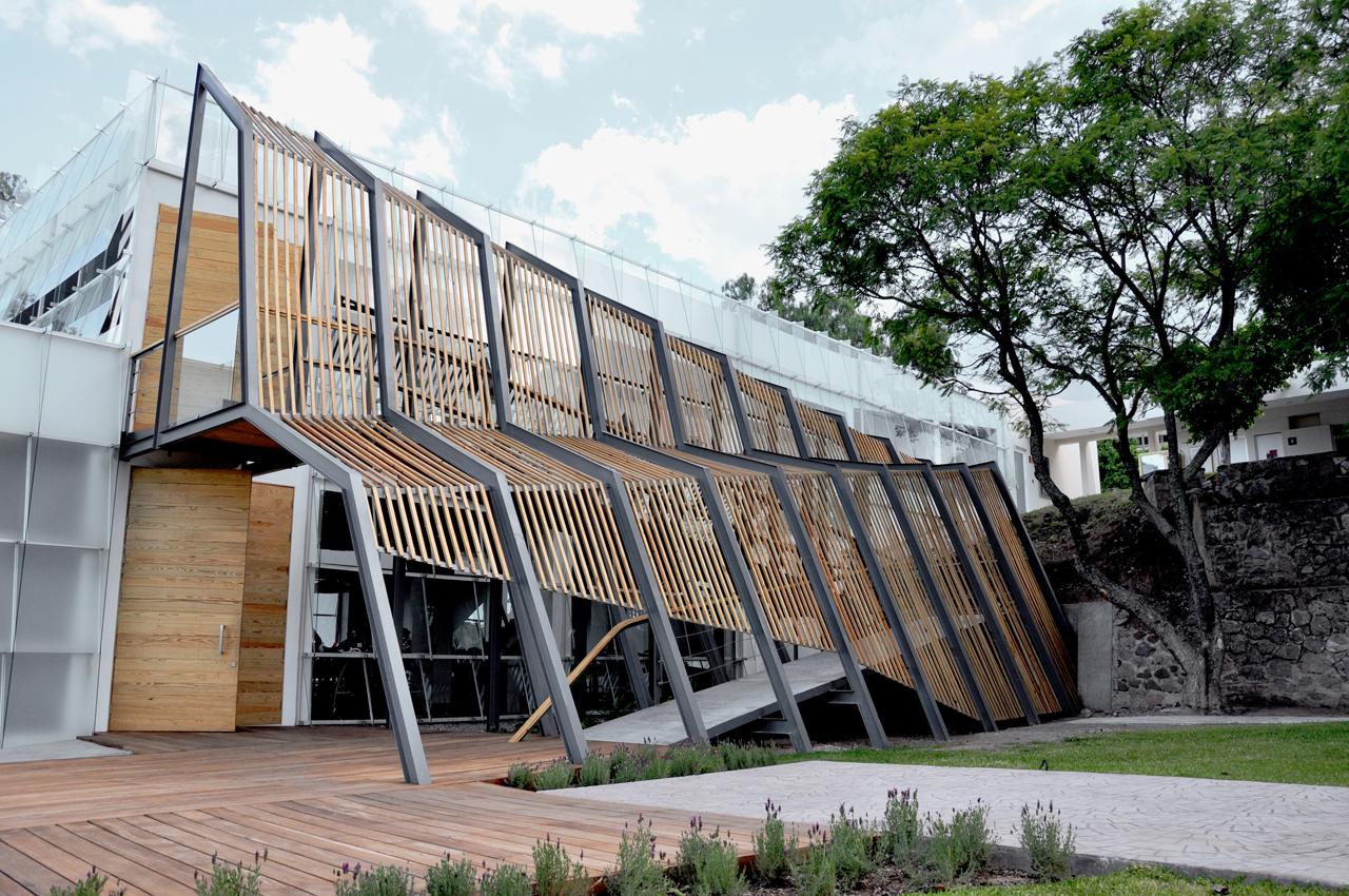 Habitat ITESM Leon / SHINE Architecture + TAarquitectura, © Cortesia de SHINE Architecture