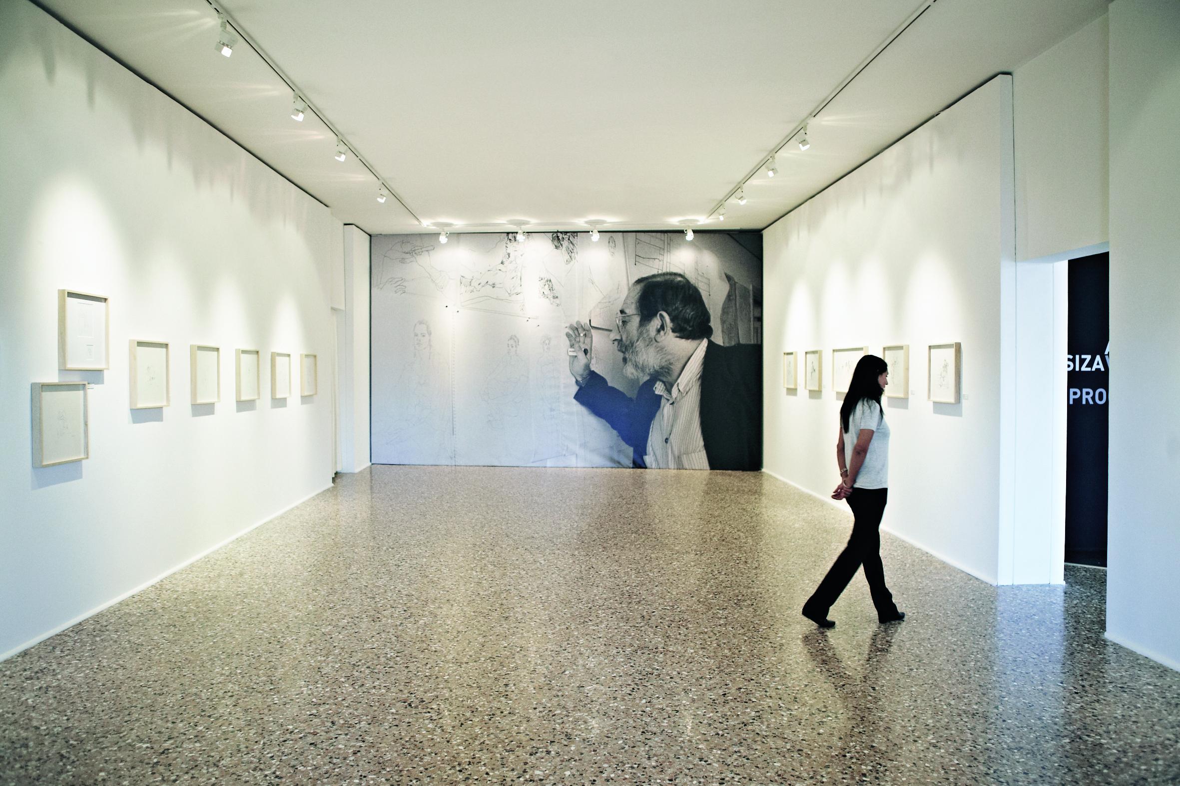 Bienal de Veneza 2012: Álvaro Siza. Viagem sem Programa, © Andrea Piovesan