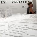 """""""A Field of Diagrams""""/ Eisenman Architects © Nico Saieh"""