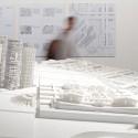 """""""A Field of Diagrams"""" / Eisenman Architects © Nico Saieh"""