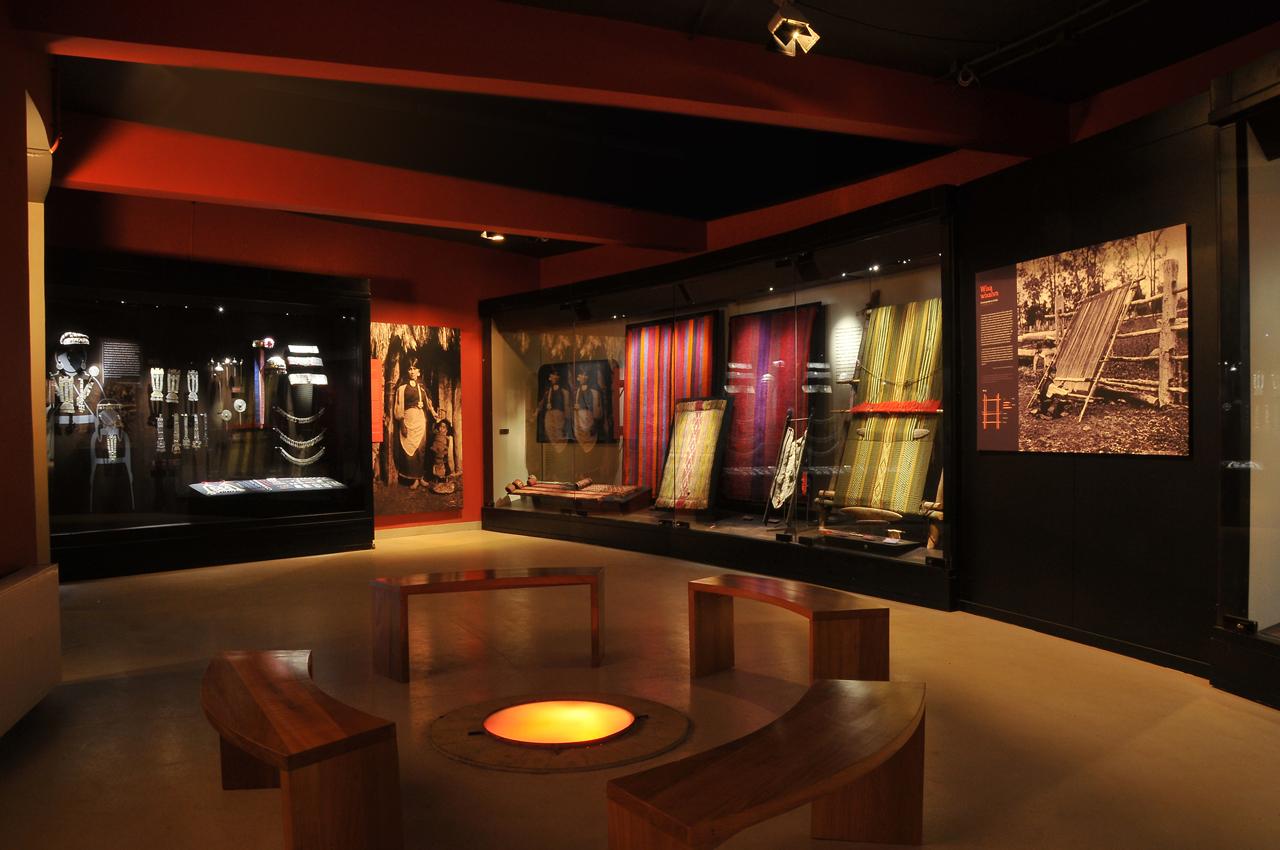 Projeto de Iluminação: Museu Mapuche de Cañete / LLD – Limarí Lighting Design  , © Jorge Marin Reiche