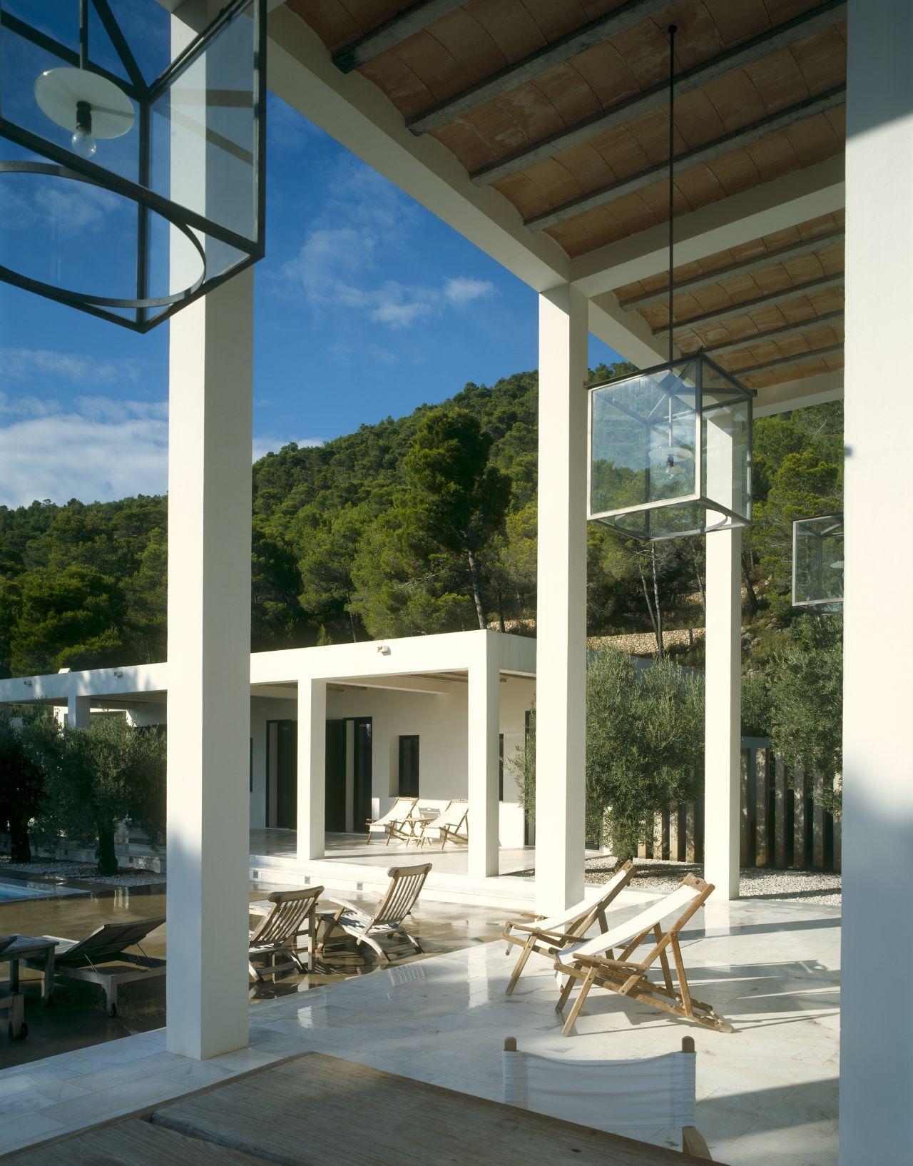 Casa em Valle de Morna / de Blacam and Meagher architects, Cortesia Peter Cook