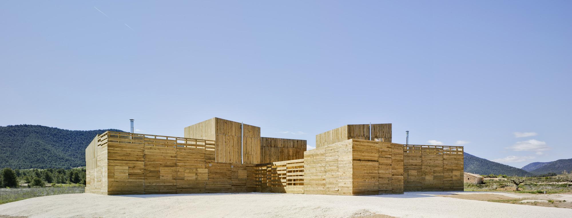Casa Para Três Irmãs / Blancafort-Reus Arquitectura, © David Frutos