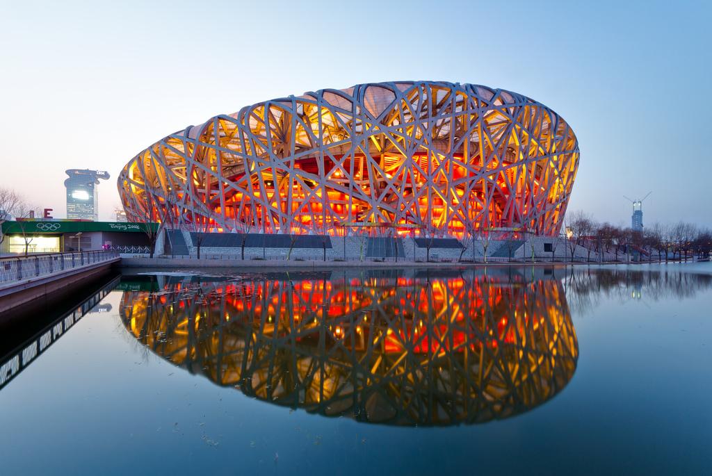Feliz Dia Mundial da Arquitetura!, Estádio Nacional de Pequim | Herzog & de Meuron | © yushimoto_02 [christian] – http://www.flickr.com/photos/yushimoto_02/