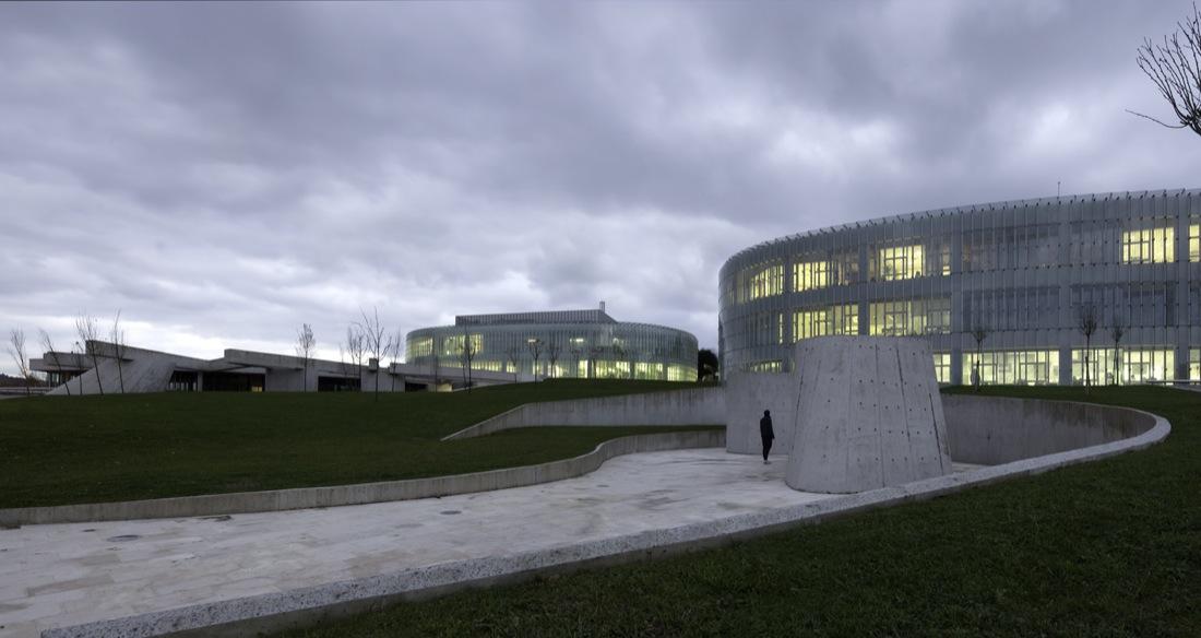 Edifícios de Software e Biotecnologia / Coll-Barreu Arquitectos, © Aleix Bagué