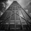 John Hancock SOM Center, em Chicago, via Ezra Stoller © Esto