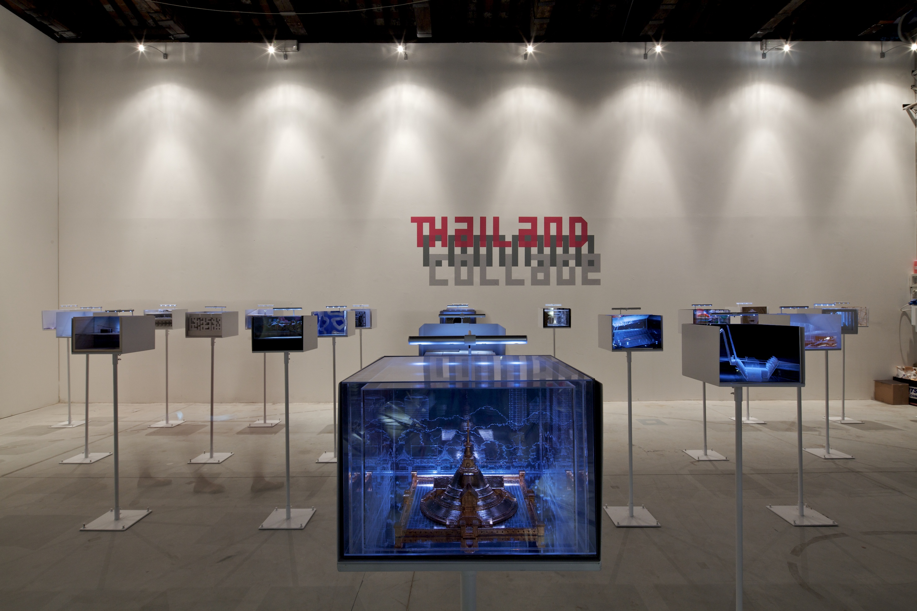 Bienal de Veneza 2012: Pavilhão da Tailândia , © Nico Saieh
